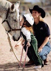 Требуется инструктор – реабилитолог на конную базу